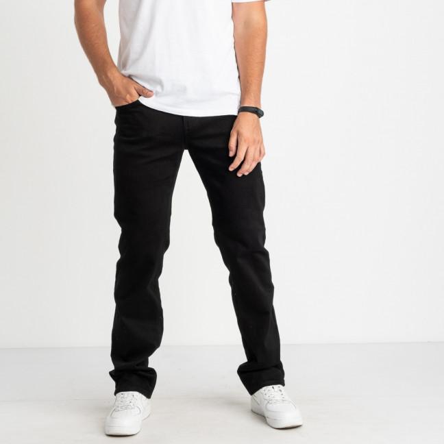 9958 God Baron джинсы черные стрейчевые (8 ед. размеры: 28.29.30.31/2.32.34.36) God Baron: артикул 1123643