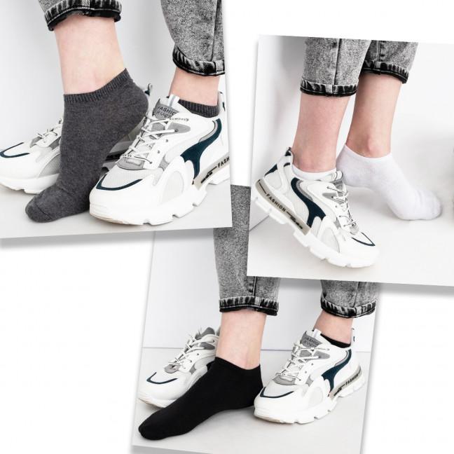 1112 носки женские укороченные (60 ед. размеры:.универсал 36-41) Носки: артикул 1120185