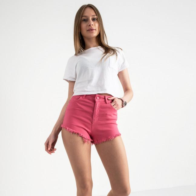 0031-8 Arox шорты джинсовые розовые стрейчевые ( 6 ед. размеры: 25.26.27.28.29.30) Arox: артикул 1122226