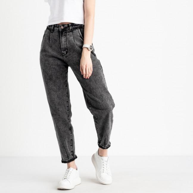 0036-9 Relucky джинсы слоучи серые стрейчевые (6 ед. размеры: 25.26.27.28.29.30) Relucky: артикул 1122535