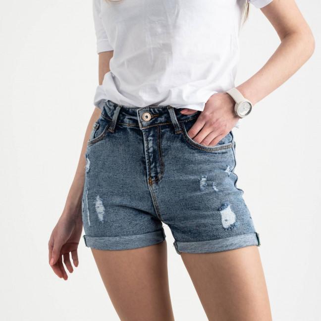 40115-79 Arox шорты джинсовые голубые стрейчевые ( 6 ед. размеры: 26.27.28.29.30.31) Arox: артикул 1122233