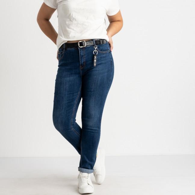 3117 KT.Moss джинсы полубатальные синие стрейчевые (6 ед. размеры: 28.29.30.31.32.33) KT.Moss: артикул 1123411