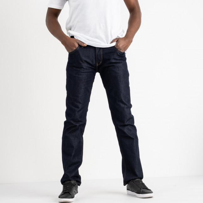 3553 джинсы темно-синие стрейчевые (7 ед. размеры: 30.31.32.33.34.36.38) Джинсы: артикул 1117948