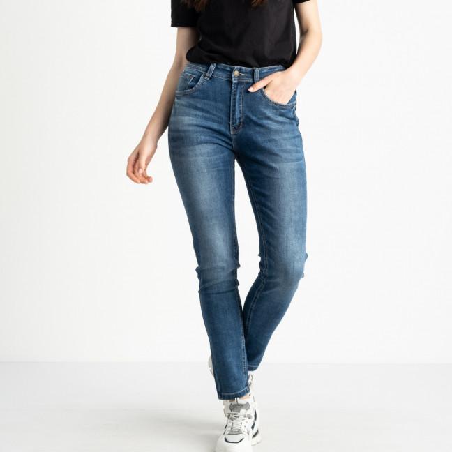 0550-8 AF Relucky джинсы cиние полубатальные стрейчевые (6 ед. размеры: 28.29.30.31.32.33) Relucky: артикул 1121465