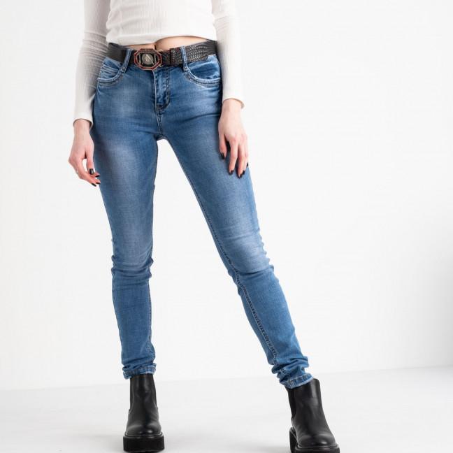 8351 Vanver джинсы голубые стрейчевые (6 ед. размеры: 25.26.27.28.29.30) Vanver: артикул 1118373