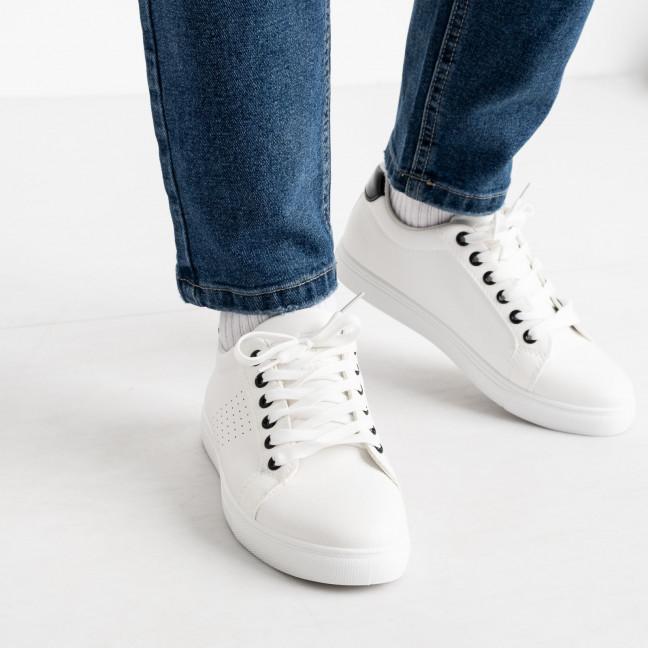 271020-3 белые кроссовки мужские (10 ед. размеры: 39.40.40.41.41.42.42.43.43.44) Кроссовки: артикул 1119481