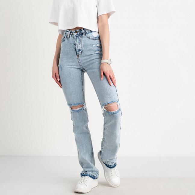 2187-9 Ponza джинсы голубые котоновые (9 ед. размеры: 34./4.36/2.38/2.40) Ponza: артикул 1122842