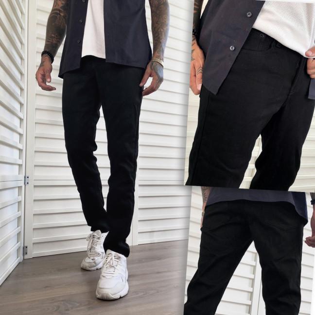 5005 Dsouaviet джинсы мужские черные на флисе зимние стрейчевые (29-38, 8 ед.) Dsouaviet: артикул 1103080