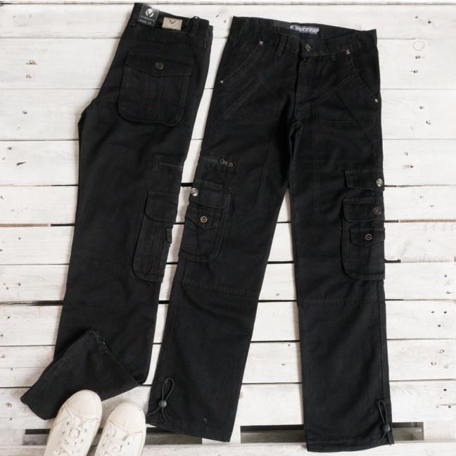 5802 Vigooc джинсы мужские карго черные осенние стрейчевые (29,32,32, 3 ед.) Vigoocc: артикул 1116002