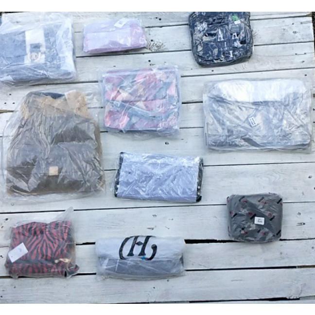 0245 лот женских сумок в фабричных упаковках (10 ед.) Сумка: артикул 1121285