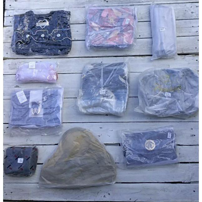 0247 лот женских сумок в фабричных упаковках (10 ед.) Сумка: артикул 1121287