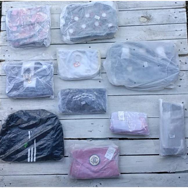 0249 лот женских сумок в фабричных упаковках (10 ед.) Сумка: артикул 1121289