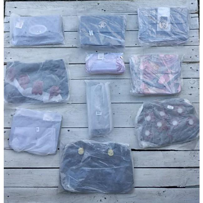 0254 лот женских сумок в фабричных упаковках (10 ед.) Сумка: артикул 1121294
