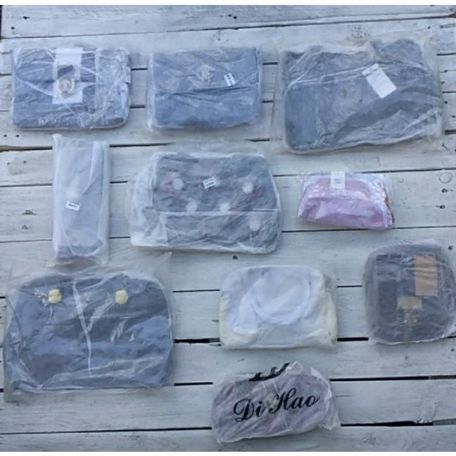 0255 лот женских сумок в фабричных упаковках (10 ед.) Сумка: артикул 1121295