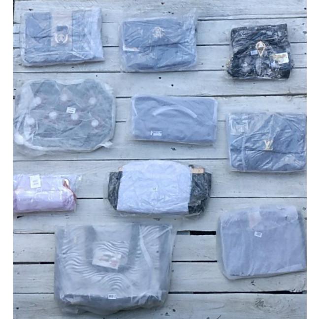 0257 лот женских сумок в фабричных упаковках (10 ед.) Сумка: артикул 1121297