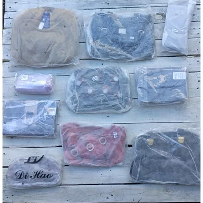 0258 лот женских сумок в фабричных упаковках (10 ед.) Сумка: артикул 1121298