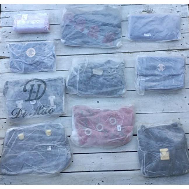 0259 лот женских сумок в фабричных упаковках (10 ед.) Сумка: артикул 1121299