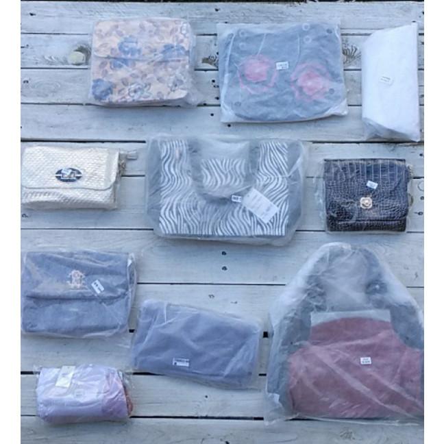 0263 лот женских сумок в фабричной упаковке (10 ед.) Сумка: артикул 1121344