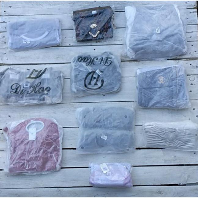 0264 лот женских сумок в фабричной упаковке (10 ед.) Сумка: артикул 1121345