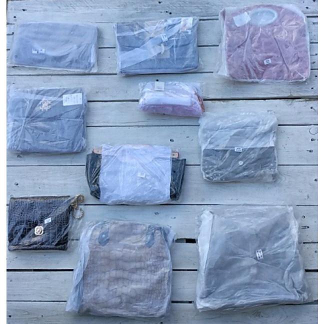 0265 лот женских сумок в фабричной упаковке (10 ед.) Сумка: артикул 1121346