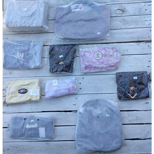 0266 лот женских сумок в фабричной упаковке (10 ед.) Сумка: артикул 1121347