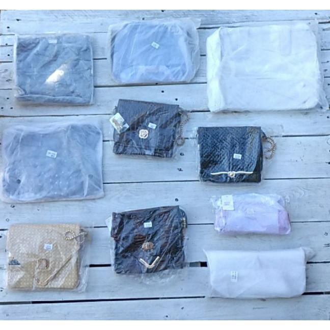 0268 лот женских сумок в фабричной упаковке (10 ед.) Сумка: артикул 1121349