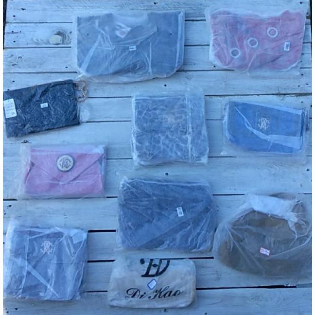0272 лот женских сумок в фабричной упаковке (10 ед.) Сумка: артикул 1121353