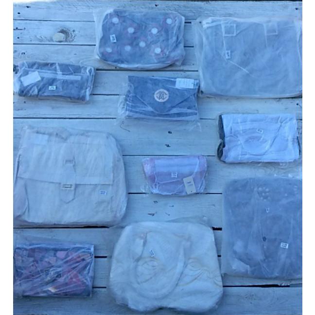 0273 лот женских сумок в фабричной упаковке (10 ед.) Сумка: артикул 1121354