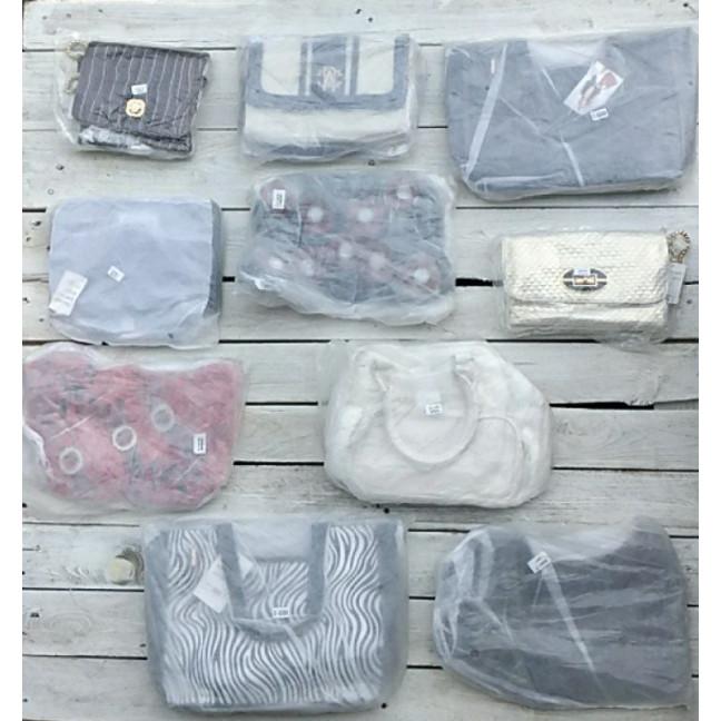 0277 лот женских сумок в фабричной упаковке (10 ед.) Сумка: артикул 1121358