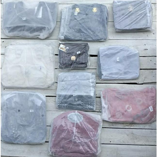0280 лот женских сумок в фабричной упаковке (10 ед.) Сумка: артикул 1121361