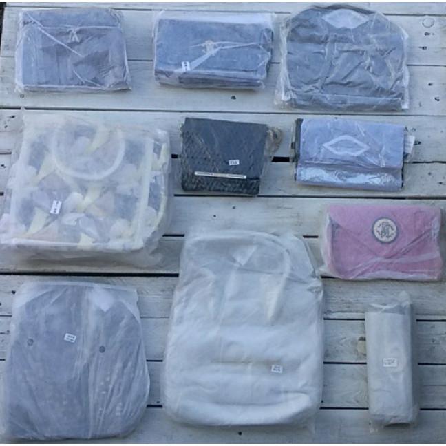 0284 лот женских сумок в фабричной упаковке (10 ед.) Сумка: артикул 1121365