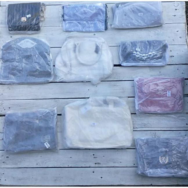 0287 лот женских сумок в фабричной упаковке (10 ед.) Сумка: артикул 1121368