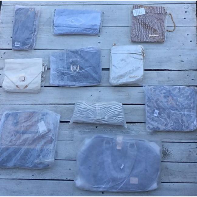 0291 лот женских сумок в фабричной упаковке (10 ед.) Сумка: артикул 1121372