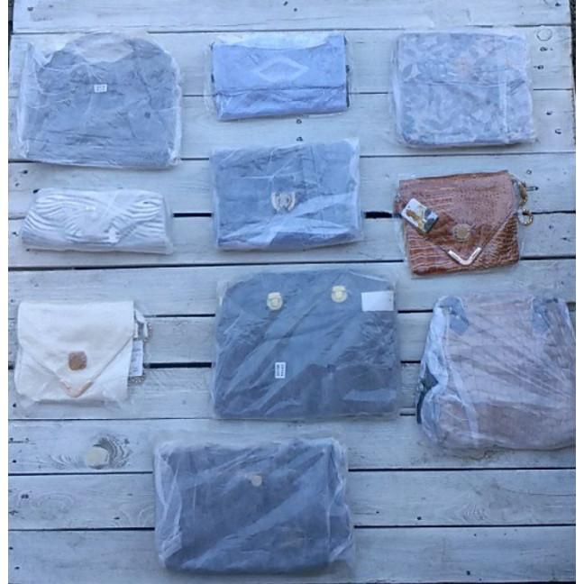 0292 лот женских сумок в фабричной упаковке (10 ед.) Сумка: артикул 1121387
