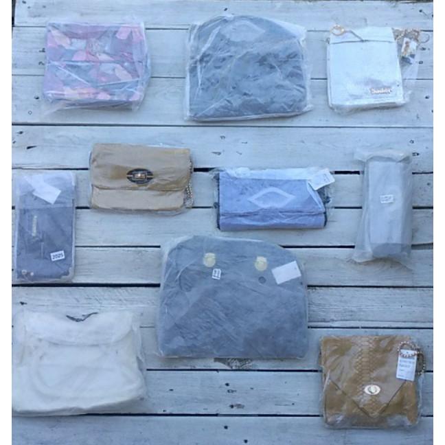 0294 лот женских сумок в фабричной упаковке (10 ед.) Сумка: артикул 1121389