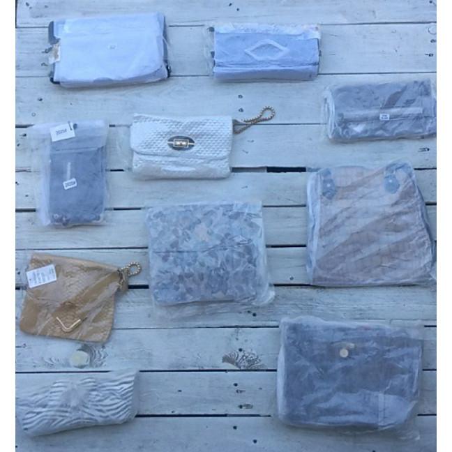 0296 лот женских сумок  в фабричной упаковке (10 ед.) Сумка: артикул 1121391