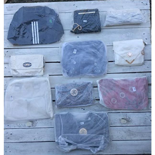 0300 лот женских сумок в фабричной упаковке (10 ед.) Сумка: артикул 1121395