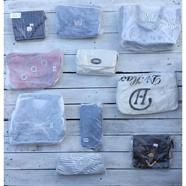 0403 лот женских сумок в фабричной упаковке (10 ед.) Сумка: артикул 1121399