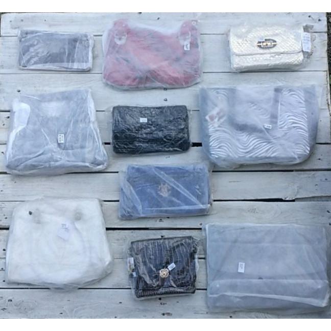 0405 лот женских сумок в фабричной упаковке (10 ед.) Сумка: артикул 1121401