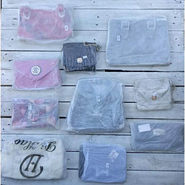 0406 лот женских сумок в фабричной упаковке (10 ед.) Сумка: артикул 1121402