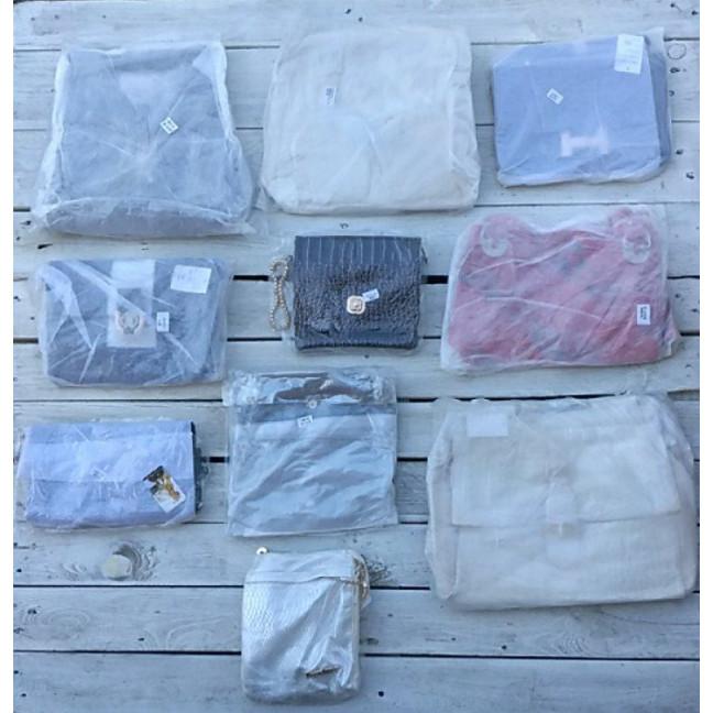 0407 лот женских сумок в фабричной упаковке (10 ед.) Сумка: артикул 1121403