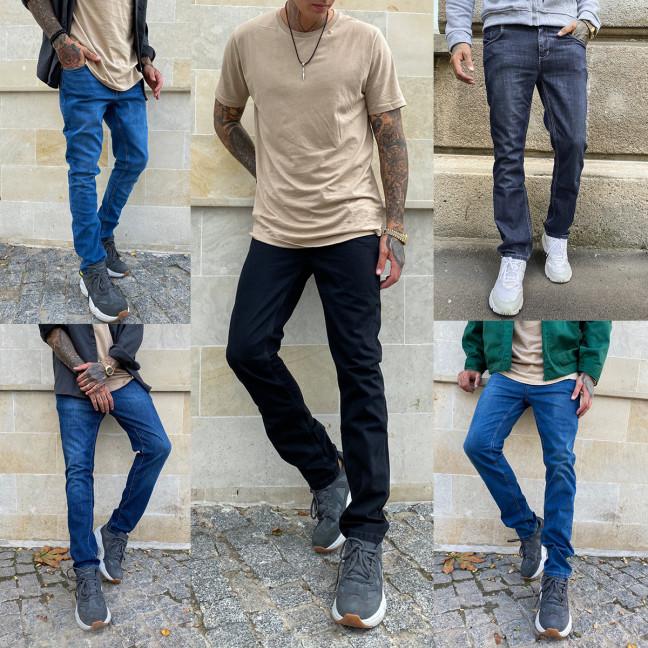 4048-5 Big&Grays микс мужских джинсов (27,30,31,31,34, 5 ед.) Big&Grays: артикул 1115636