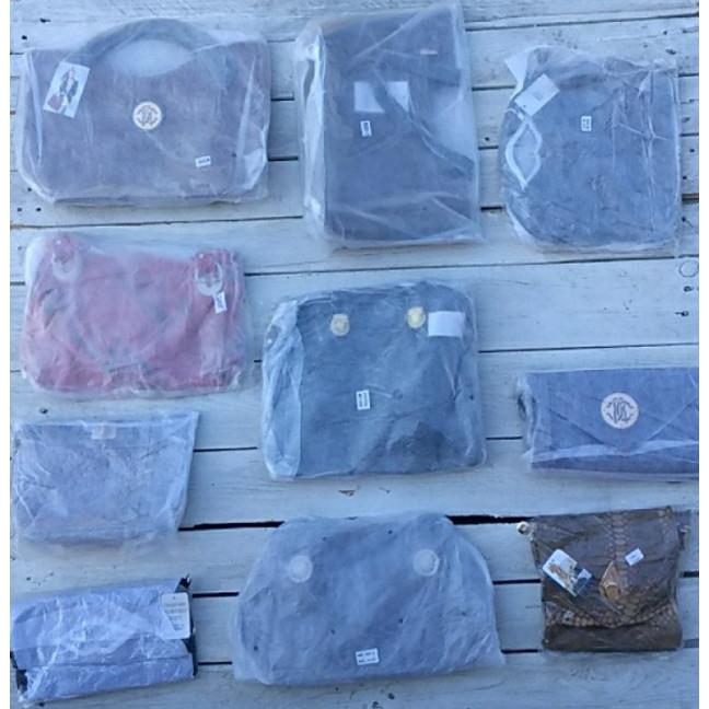 0410 лот женских сумок в фабричной упаковке (10 ед.) Сумка: артикул 1121406