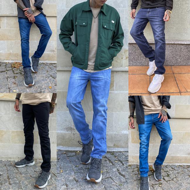 4048-10 Big&Grays микс мужских джинсов (32,34,34, 3 ед.) Big&Grays: артикул 1116132