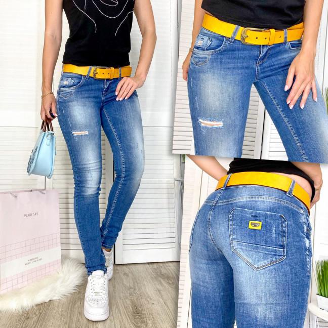 9321-570 Colibri (25-30, 6 ед.) джинсы женские весенние стрейчевые Colibri: артикул 1076113