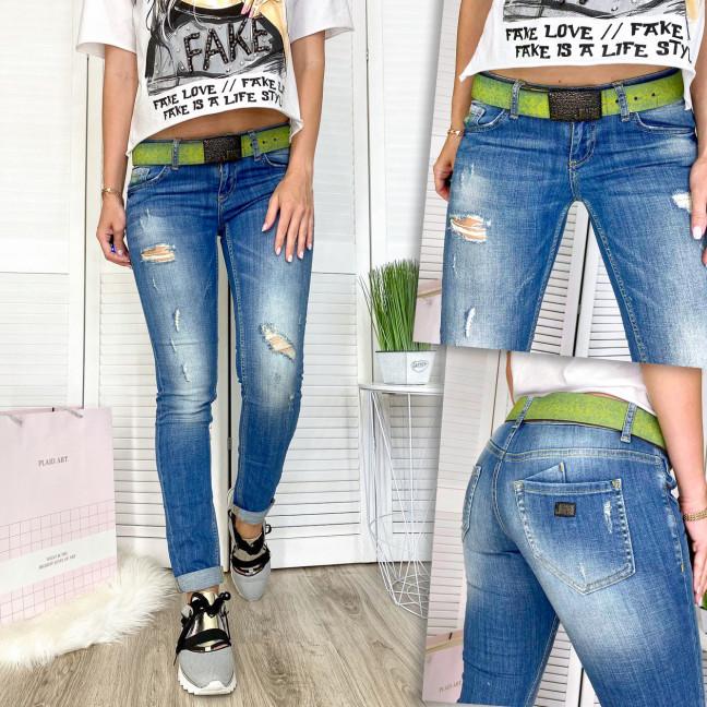 9364-581 Colibri (25-30, 6 ед.) джинсы женские летние стрейчевые Colibri: артикул 1081148