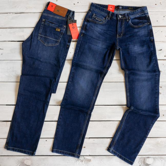 0917-3 R Relucky джинсы мужские синие осенние стрейчевые (29-38, 8 ед.) Relucky: артикул 1110575