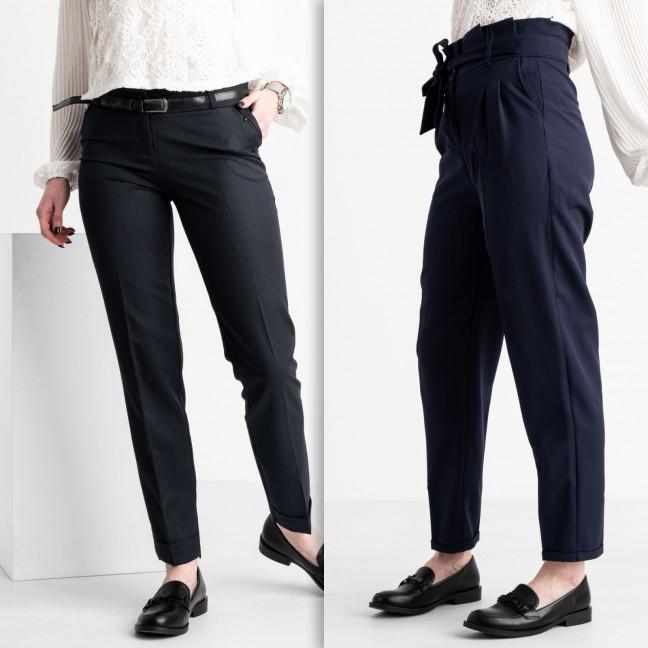 13008 микс Larex брюки женские котоновые (5 ед. размеры: 36.38/2.40.42) Larex: артикул 1120007