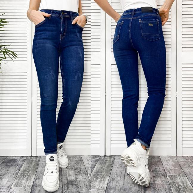 0501-2 A Relucky джинсы женские полубатальные синие осенние стрейчевые (28-33, 6 ед.) Relucky: артикул 1110347