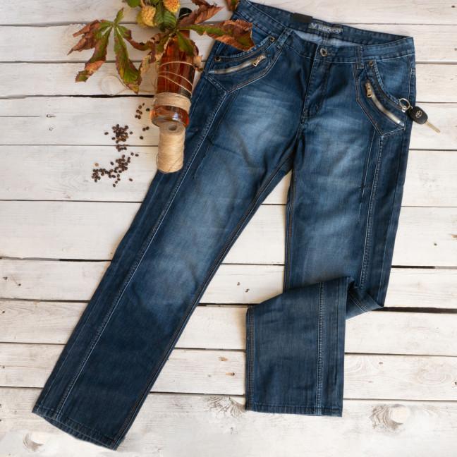 5838-2 Vigoocc джинсы мужские батальные осенние котоновые (38-46, 6 ед.) Vigoocc: артикул 1114419